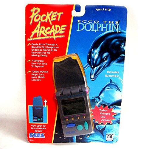(Sega Pocket Arcade - Ecco the Dolphin )