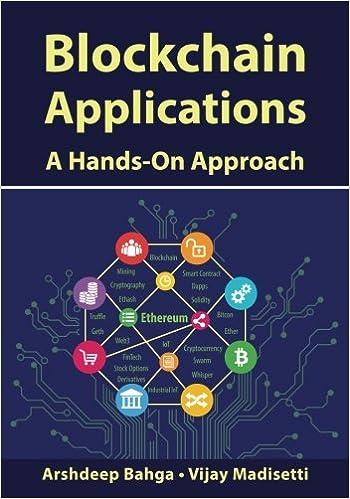 Blockchain Applications: A Hands-On Approach
