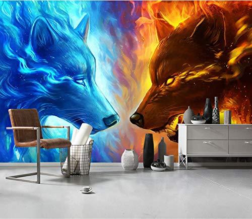 Zljtyn Customize Wallpaper 3d Horror Wallpaper Dorm Ghost