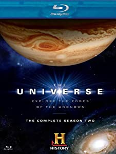Cover Image for 'Universe, The: The Complete Season Two'