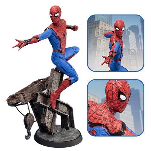 Картинки по запросу Marvel ArtFX Statues - Spider-Man Homecoming Movie - 1/6 Scale Spider-Man