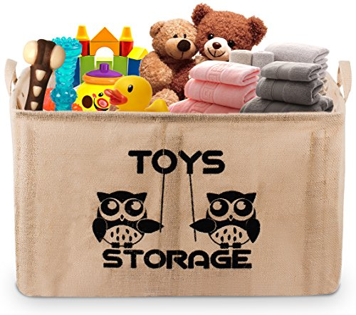 Box Dog Toy Storage (Gimars 22