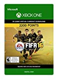 FIFA 16 2,200 FIFA Points - Xbox One Digital Code