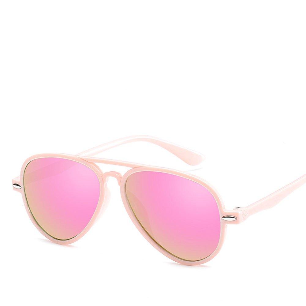 Amazon.com: Yalasga 2018 Kids Retro Anti-UV Sunglasses Color ...