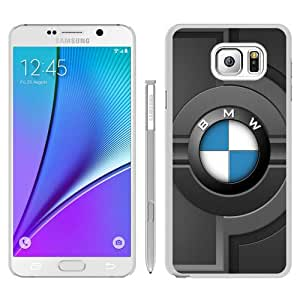Cheap Abstract Samsung Galaxy Note 5 Case,BMW 6 White New Custom Design Samsung Galaxy Note 5 Cover Case