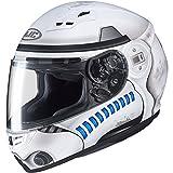 Best Star Wars Motorcycle Helmets - HJC CS-R3 Stormtrooper Mens Street Motorcycle Helmet Review