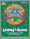 img - for Noah's Park Children's Church, Green Edition book / textbook / text book