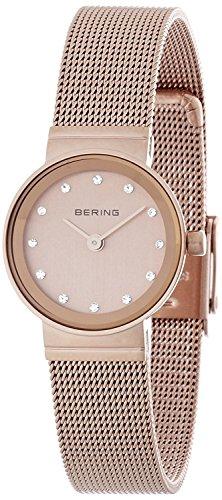 BERING watch Classic Curving Mesh 10122-366 Ladies