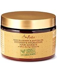 SheaMoisture Manuka Honey &Mafura Oil Intensive Hydration Treatment Masque Packet| 12 fl. oz.