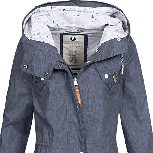 Ragwear Clancy Navy Clancy Jacket Jacket Jacket Navy Ragwear Bleu Bleu Clancy Bleu Ragwear Navy Ragwear qtZExwdZP