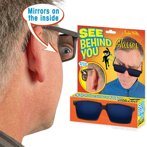 Accoutrements See Behind You - Sees Eyewear