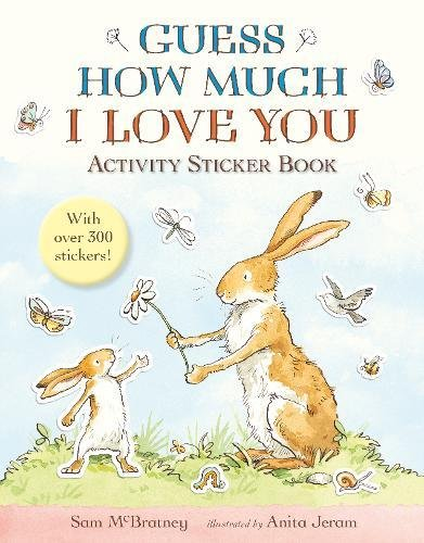 Download Guess How Much I Love You: Activity Sticker Book ebook