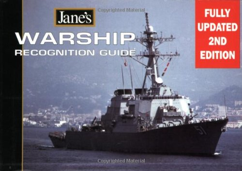 Jane's Recognition Guide Book Series