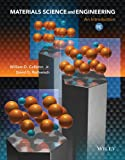 img - for Materials Science and Engineering: An Introduction 9e + WileyPLUS Registration Card book / textbook / text book