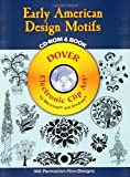 Early American Design Motifs, Suzanne E. Chapman, 0486995739
