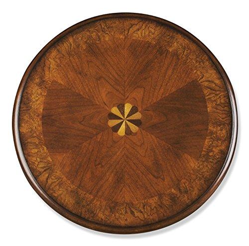 BUTLER HOLDEN OLIVE ASH BURL ACCENT TABLE (Desk Ash Burl)