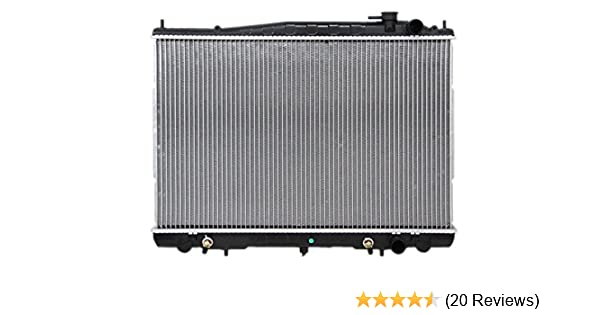 Amazon.com: Radiator For 98-04 Nissan Frontier Xterra 4CYL 2.4L V6 3.3L Great Quality: Automotive