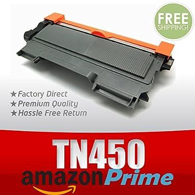 Brother Compatible TN-450 High Capacity Toner Cartridge