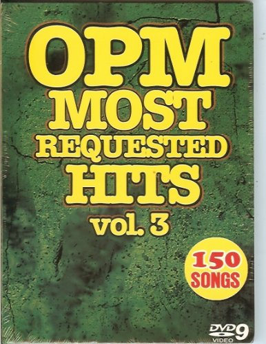 OPM MOST REQUESTED HITS VOL 3 -- 150 songs