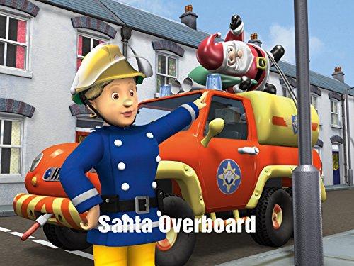 - Santa Overboard