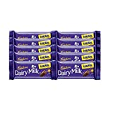 Cadbury Dairy Milk Crackle, 36g (Pack of 10)