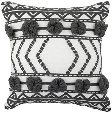 Divine Home Tribal Outdoor Pillow 17″ x 17″ 2 Pack