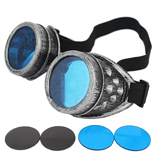 HAMIST Steampunk Goggles Vintage Decoration product image