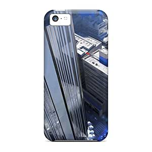 5c Scratch-proof Protection Cases Covers For Iphone/ Hot Mirrors Edge Phone Cases