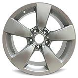 BMW 5 Series 17 Inch 5 Lug 5 Spoke Alloy Rim/17x7.5 5-120 Alloy Wheel