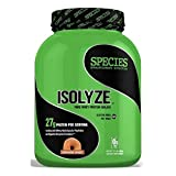 Species Nutrition Isolyze Cinnamon Donut Supplement, 3.1 Pound Review