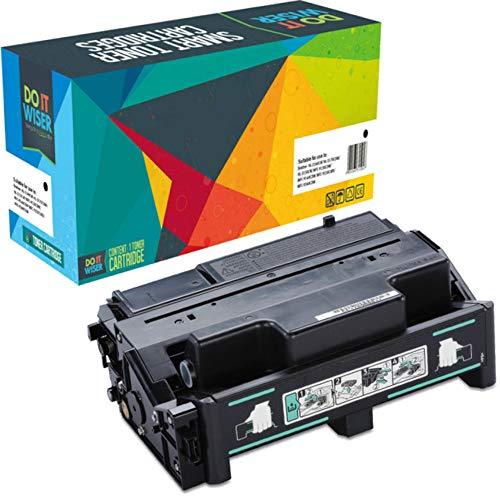Do it Wiser Compatible Toner Cartridge Replacement for 406997 Ricoh SP4310N SP4100N SP4210N SP4110N | 402809 (15,000 Pages) (Ricoh Aficio Sp 4100n)