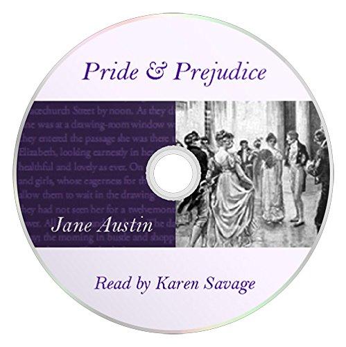 Pride and Prejudice (Version 3) by Jane Austen (MP3 CD) (LibriVox Audiobook)