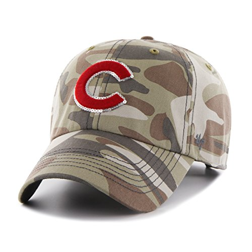 MLB Womens Sparkle Camo Clean product image