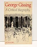George Gissing, Jacob Korg, 0295956798