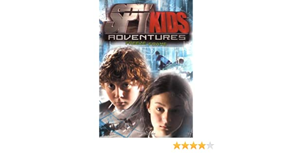 Spy Kids Adventures: Freeze Frame - Book #8: Elizabeth Lenhard ...
