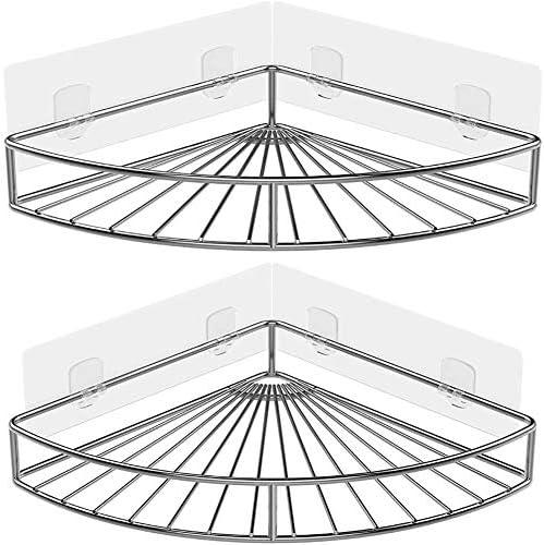 シャワートイレ三角ストレージボックス・パック用ステンレス鋼の接着コーナーフレームステンレス鋼SUS304の非多孔性2