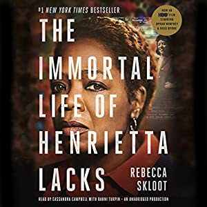 The Immortal Life of Henrietta Lacks Hörbuch