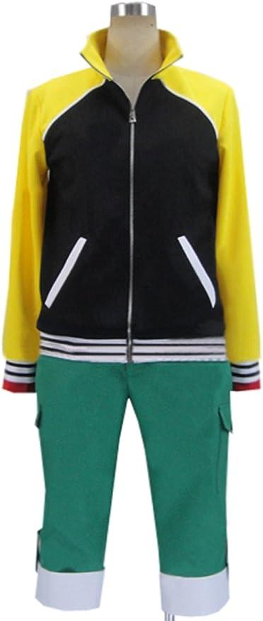 Tokyo Ghoul Hideyoshi Nagachika Cosplay Costume Coat+Shirt+Pants Full Set