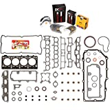 420a turbo kit - Domestic Gaskets Engine Rering Kit FSBRR5020EVE\2\1\1 96-99 Mitsubishi Eagle Dodge Non-Turbo 2.0 420A Full Gasket Set, 0.25mm / 0.010