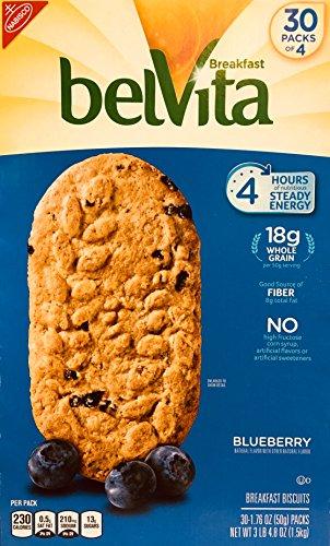 Belvita Bluberry Biscuits (30)