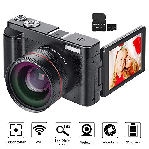 Digital Camera YouTube Vlogging