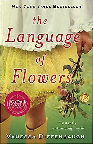 The Language Of Flowers A Novel Vanessa Diffenbaugh 8601422187557