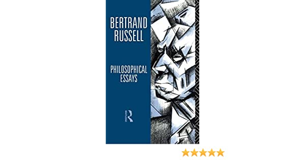 com philosophical essays bertrand russell  com philosophical essays 9780415105798 bertrand russell books