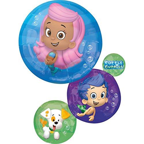 Bubble Guppies Balloon Decoration -