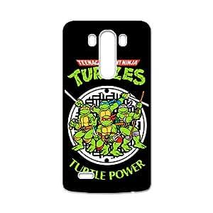 Teenage Mutant Ninja TurtlesWhite LG G3 case