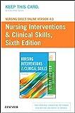 Nursing Skills Online Version 4.0  for Nursing Interventions & Clinical Skills (Access Code), 6e