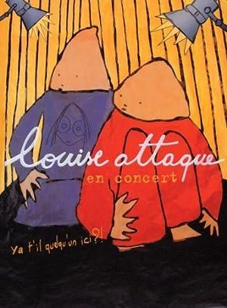 Louise attaque en concert ya til quelquun ici amazon louise attaque en concert ya til stopboris Images