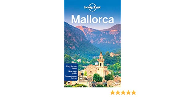 Lonely Planet Mallorca 3rd Ed. 3rd  Edition