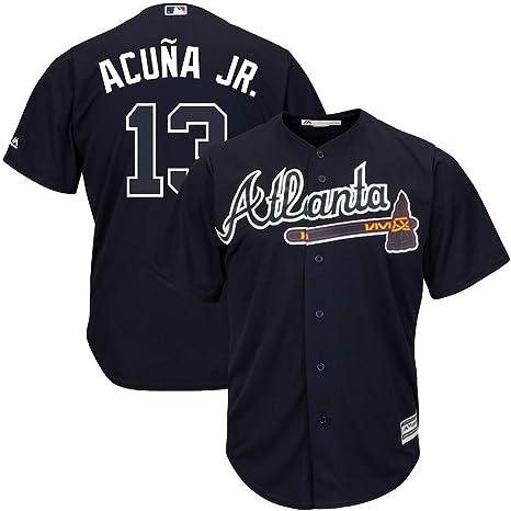 énorme inventaire performance fiable prix pas cher Lalagofe Nom et numéro personnalisés Baseball MLB Jersey ...