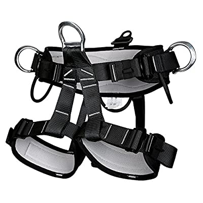 YaeTact Pro Tree Carving Fall Protection Rock Climbing Equip Gear Rappelling Harness
